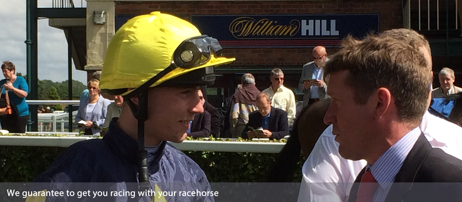 Where our racehorses are running